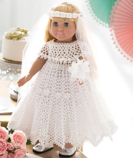 419 Best 18 Inch Doll Clothes Images On Pinterest Crochet Doll