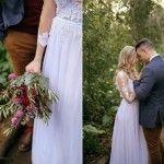 Enje and Anke's Spring Forest Wedding Celebration - De Uijlenes