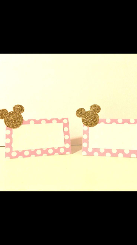 32 best Minnie Mouse Party Decor images on Pinterest   Computer ...