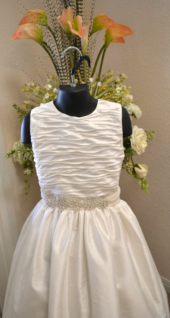 First Communion Dress, Holy First Communion Dress, 1st Communion Dresses, Confirmation Dresses, Junior Bridesmaid Dress, Flower Girl Dress on Etsy, $229.99