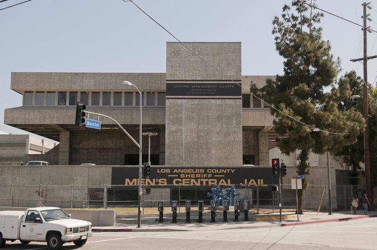 dating los angeles jail facilities