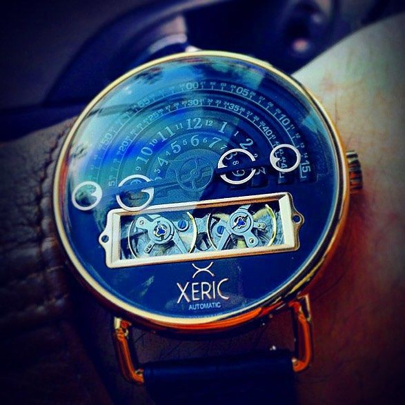 109 best images about xeric watches on pinterest patrick o 39 brian all black and automatic watch for Watches xeric