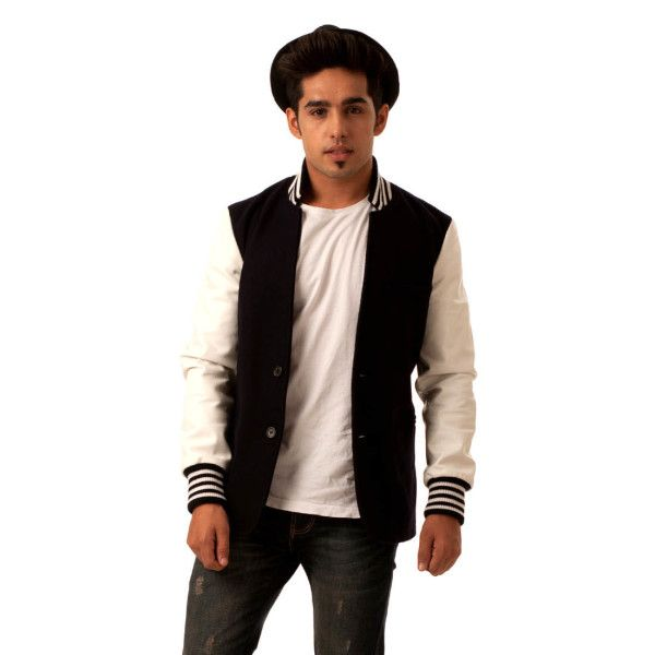 We are a leading Supplier & Manufacturer of Stylish Varsity Jackets such as Jacket With Yellow Patch, Black Varsity Jacket, Back Of Varsity Jackets,stylish varsity jackets,