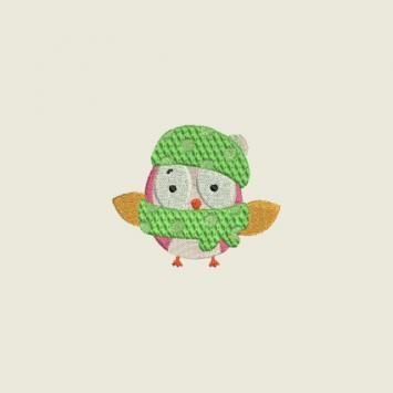 Winter owls 03 | Spookies Treasures