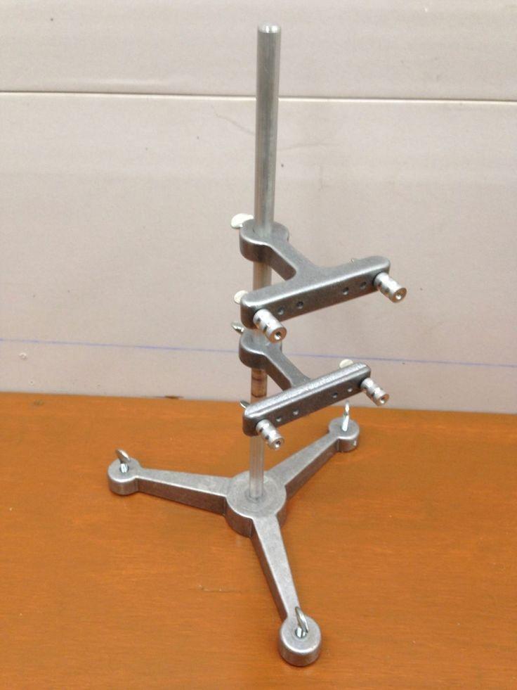 Clock Repair Aluminum Test Stand Repairman's Dream | eBay