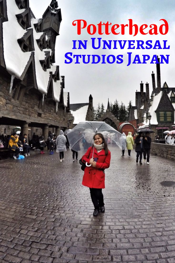 Japan Journal: Potterhead in Universal Studios Japan