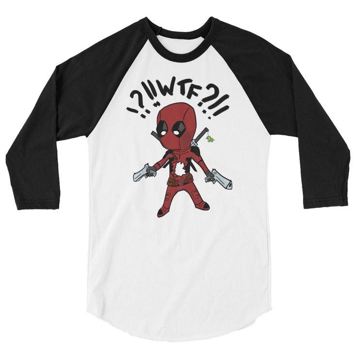"Deadpool ""WTF"" T-Shirt (Exclusive)"