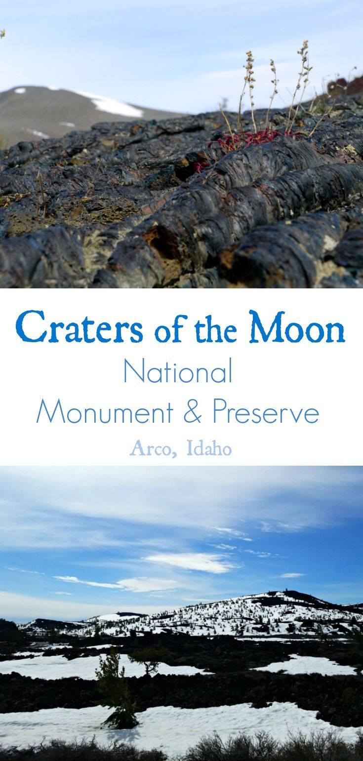Craters of the Moon National Monument & Preserve, Arco, Idaho   The Good Hearted Woman