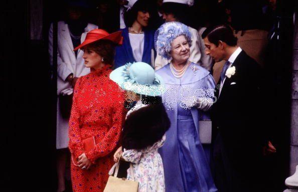 04 juin 1981 - Wedding  Lord Nicholas Soames & Catherine Weatherall_ SUITE