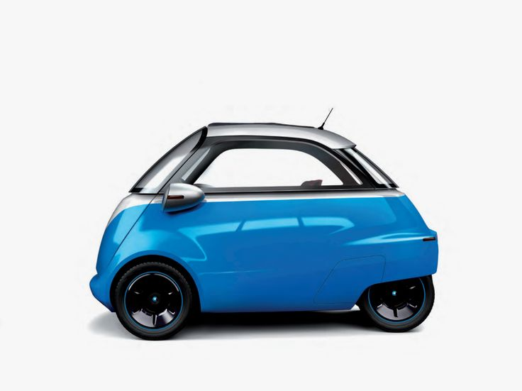 Steve Urkel's Isetta Finds Second Life as a Teensy Electric Car | Credit: Microlino | From Wired.com