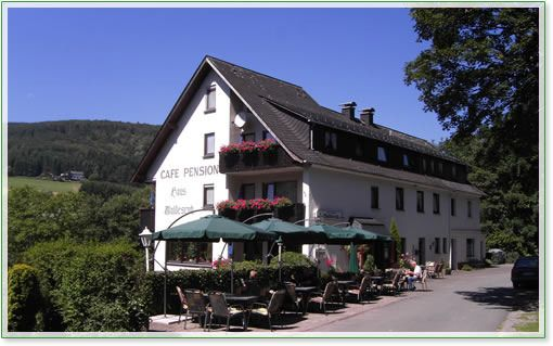 Pension Waldesruhe in Willingen, Sauerland