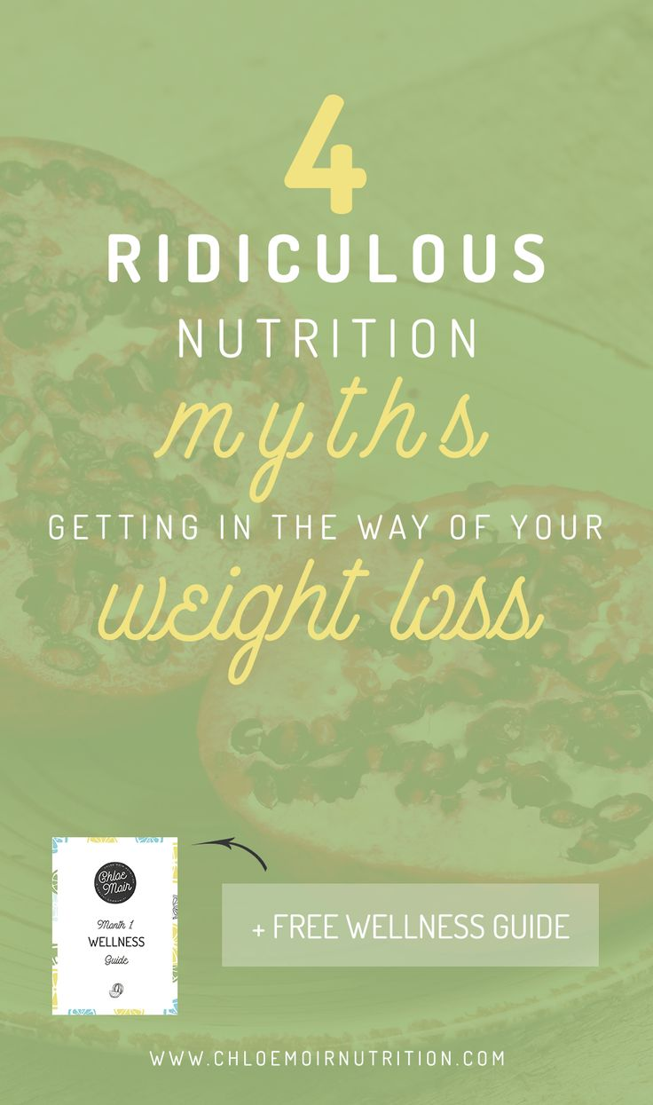 4 Ridiculous Nutrition Myths Getting in the Way of Your Weight Loss  Nutrition Tips | Health Tips | Advice | Diet Tips | Fitness Tips | Weight Loss Tips | Natural | How to Lose Weight | Easy Weight Loss | Easy Health | Lose Fat