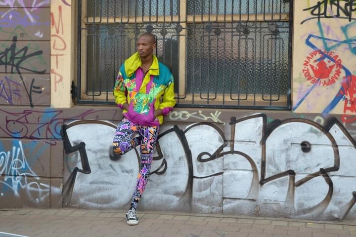 Johannesburg CBD Graffiti, City of Gold festival