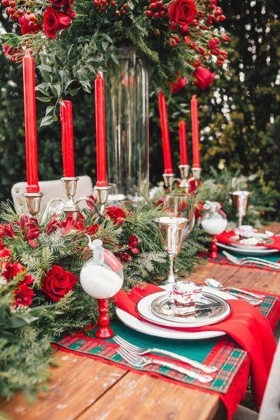 Santa Claus is coming to Zankyou: 25 decorazioni per il tuo matrimonio natalizio Image: 0