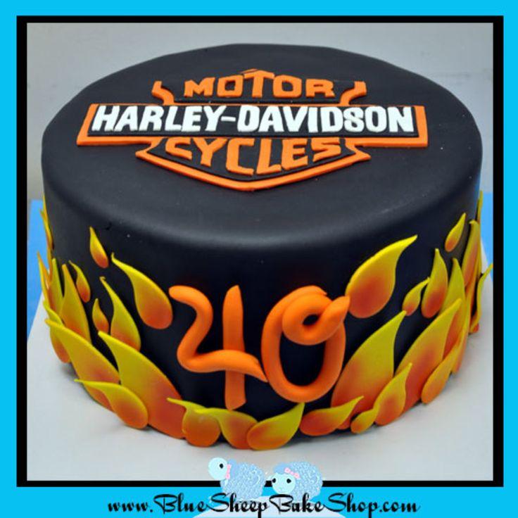 Harley Davidson Cake                                                       …                                                                                                                                                                                 More