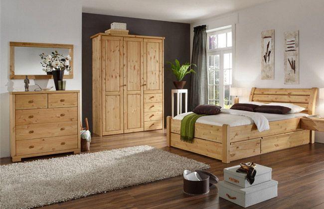 Kolekcja Genewa - meble drewniane. Producent Made of Wood Group.