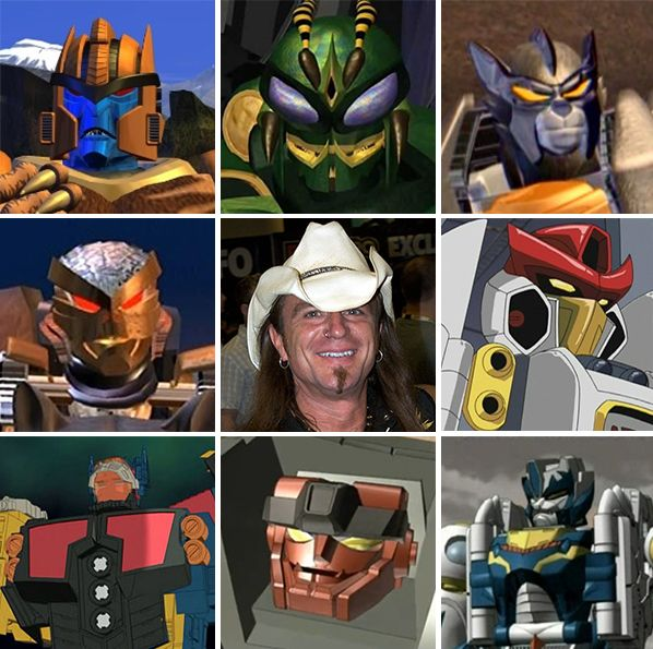 On September 15, we wish a Happy Birthday to Scott McNeil, voice of Dinobot, Waspinator, Silverbolt, Jetfire, Omega Supreme, Backstop, Snarl, and more!