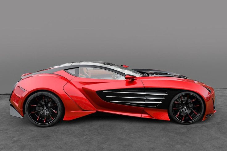 Laraki Epitome Concept For 2 million(USD) you get...