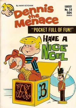 "Dennis the Menace ""Pocket Full of Fun"" #18"