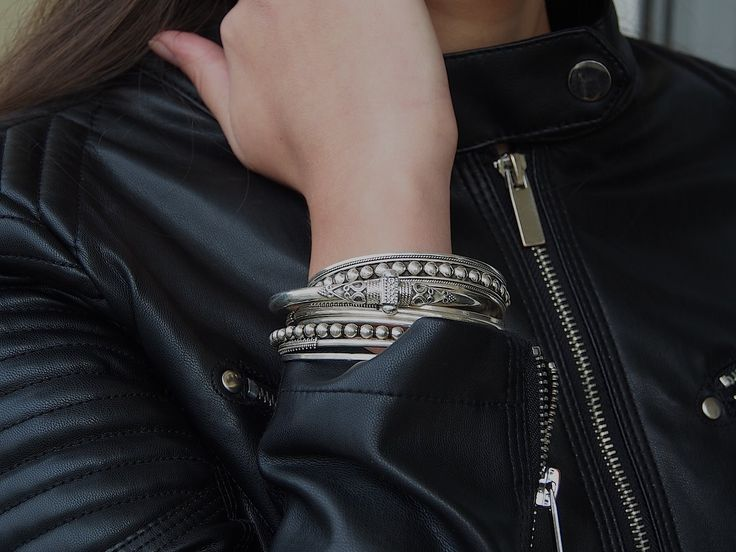Monday mood   #metaphora #silverjewellery #silverjewelry #bracelet #india