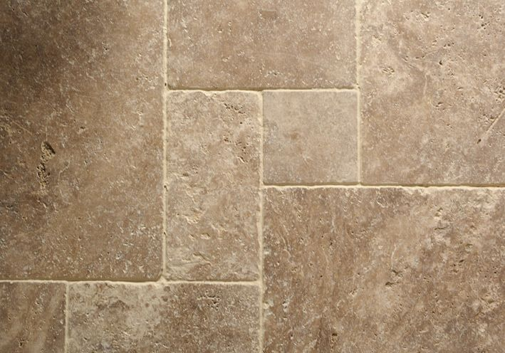 Noce Travertine | Floors of Stone | Stone Tiles | The Good Floor Store