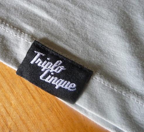 #tshirt #tshirtdesign #fashion #triplocinque #label