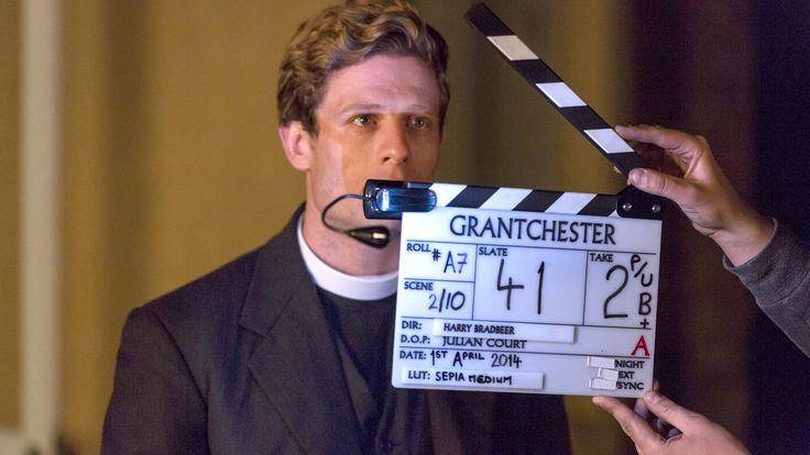 Grantchester tournage