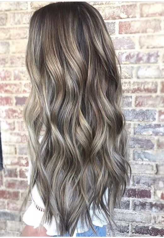 Best 25 ash highlights ideas on pinterest ashy blonde cant wait to see my hair stylist geo for my new color ash ombreash highlights brown pmusecretfo Gallery