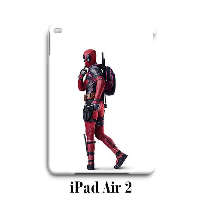 Deadpool Marvel iPad Air 2 Case Cover