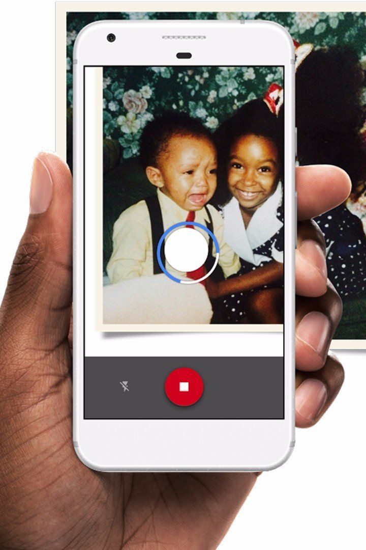 Never Lose a Family Memory Again With Google's New Photo-Scanning App
