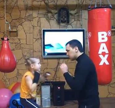 VIDEO: Watch out Women MMA Fighters, this litte girl is coming for you!