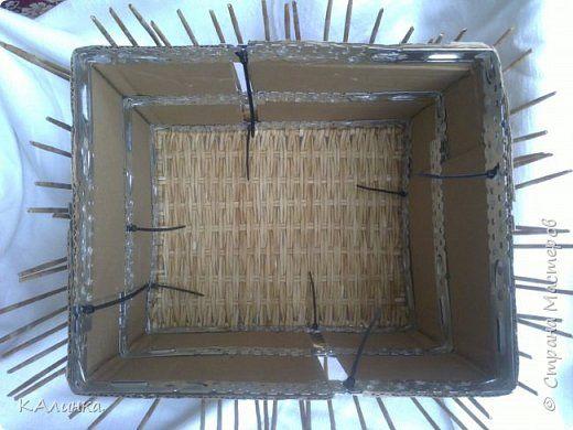 Многоразмерная квадратная форма для плетения.