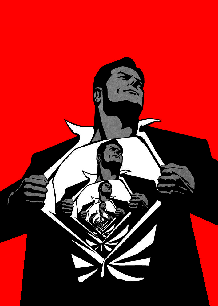 DON/OFF.Superhero