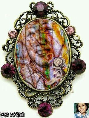 Gemstone carving manipulation