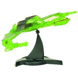 Diamond Select Toys Star Trek: Klingon Bird of Prey Partial Cloak Ship