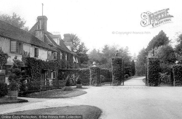 Merstham, 1923