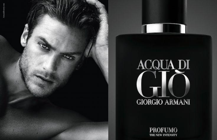 Exclusive Interview: Giorgio Armani Acqua di Giò Model Jason Morgan