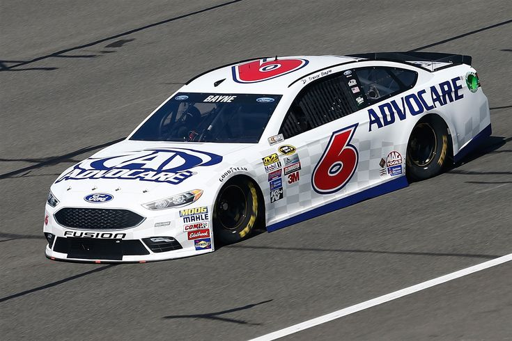 Starting lineup for Auto Club 400 Friday, March 18, 2016 Trevor Bayne will start seventh in the No. 6 Roush Fenway Racing Ford.   Crew Chief: Matt Puccia	 Spotter: Roman Pemberton