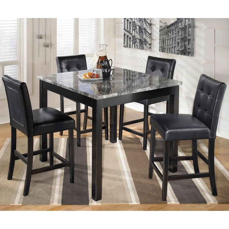 Nola Dining Room Table And Chairs Set Of 5