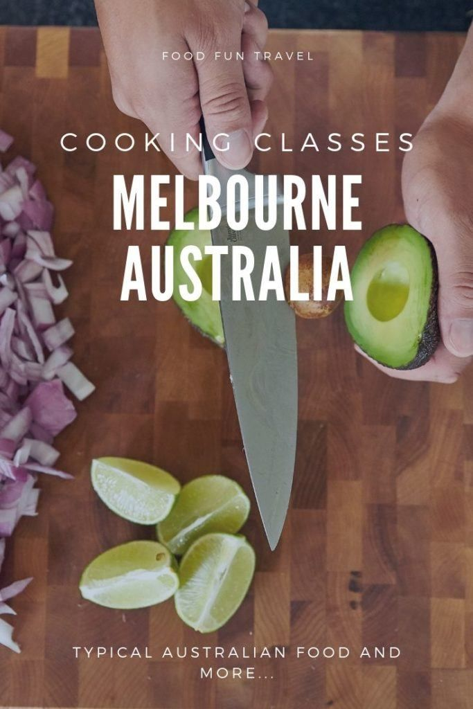 6 Tasty Cooking Classes In Melbourne Make Typical Australian Food With Images Australian Food Cooking Classes Typical Australian Food