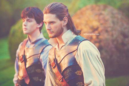 King Edmund the Just and King Caspian X