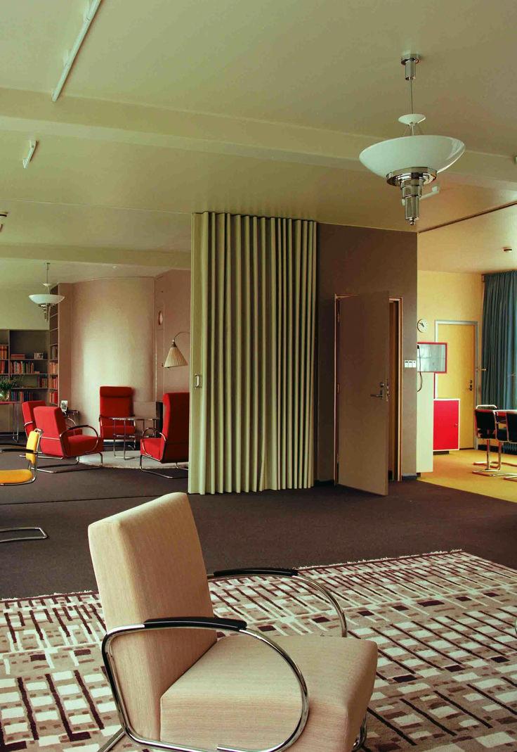 Huis #Sonneveld, #Rotterdam. Hier ist die Zeit stehen geblieben –ein Muss für alle Rotterdam-Besucher!