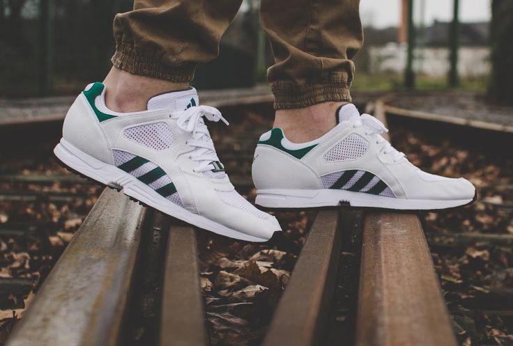 The Big Apple Adidas x Bait EQT Equipment Running Support (On