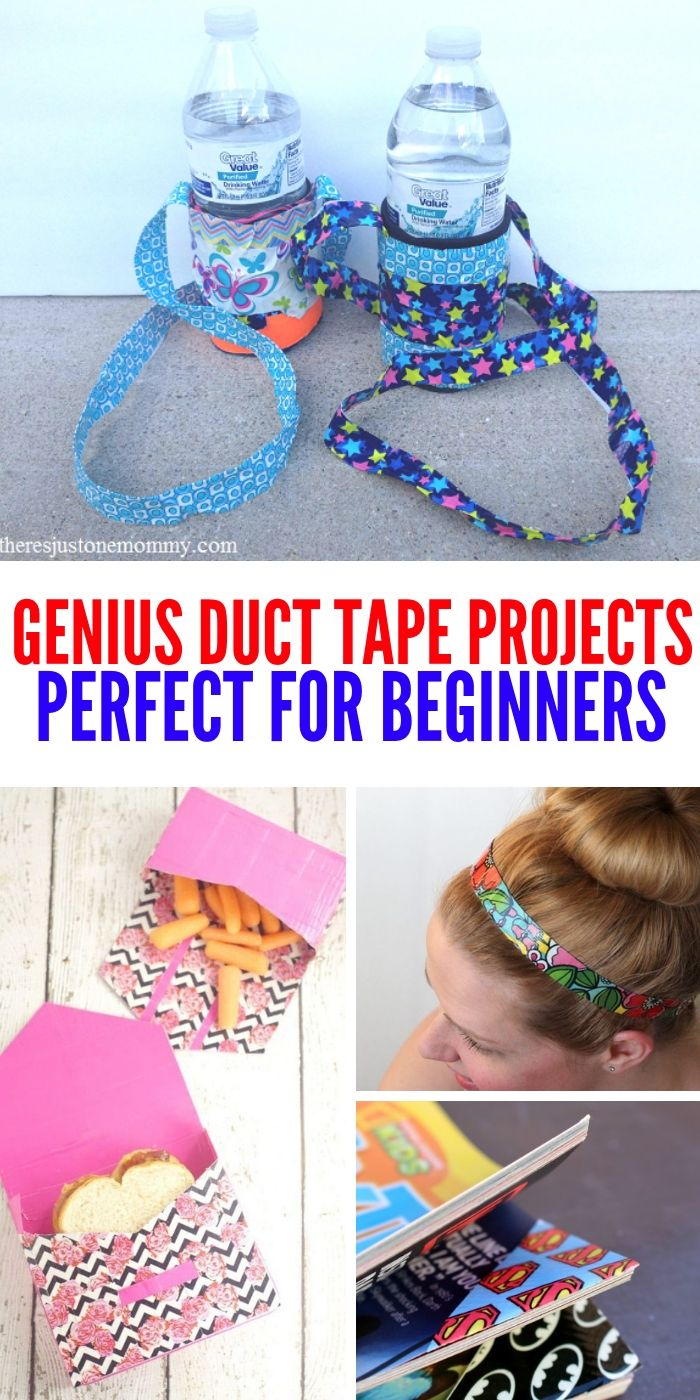 Totally Genius Duct Tape Projects That Are 100 Worth Your Time