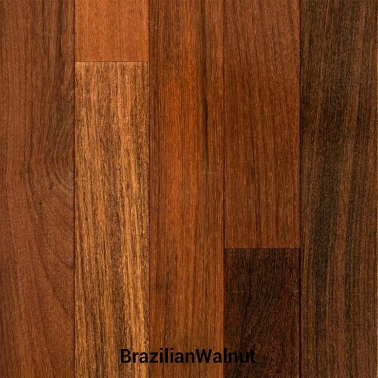 33 best images about unfinished exotic brazilian for Unfinished brazilian walnut flooring