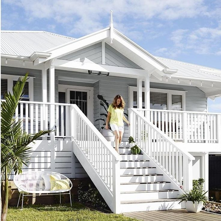 Looking For Some Exterior Inspiration A Tribute To The Classic Queenslander Our