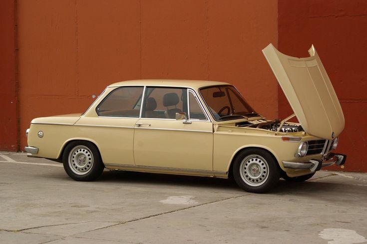 1973 bmw 2002 Dieser 1973er BMW 2002 ist seit 11 Jahren beim Verkäufer und ist …   – cars