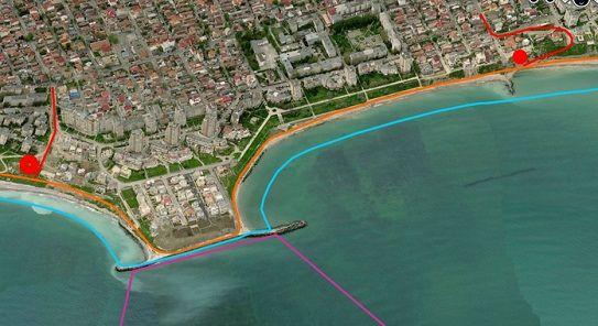 Municipalitatea din Constanta incepe constructia la soseaua de coasta care leaga Portul Tomis de statiunea Mamaia, primul tronson urmand a fi finalizat de in primavara anului viitor. Soseaua de coast