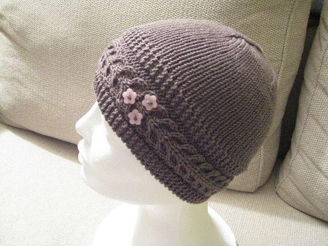 Мобильный LiveInternet Шапочка Lauren Hat by Margaret Santino, Cascade Yarns. | Надежда7162 - Дневник Надежда7162 |