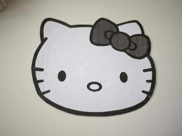 hello kitty cut out template - 145 best images about felt ornaments on pinterest felt